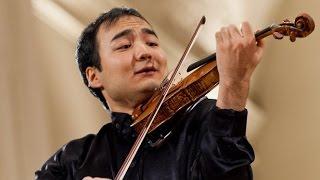 Wieniawski 2nd Violin Concerto at 14th Wieniawski Competition (Stage 4)