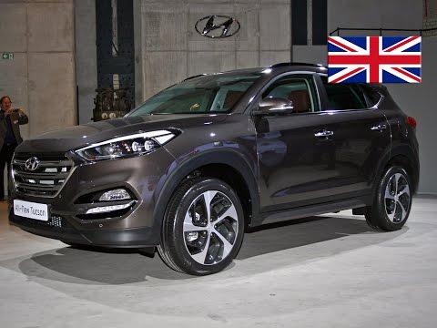 Pre-premiere: The all-new Hyundai Tucson   Review   2015