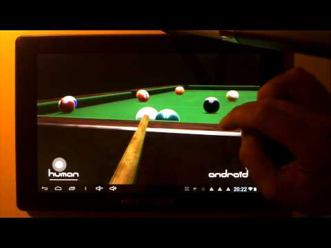 Video of fooBillard Free