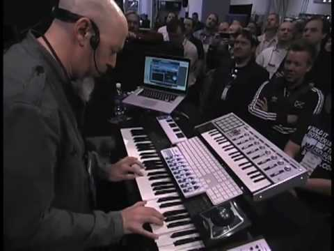 Jordan Rudess - At Winter NAMM, keyboardist extraordinaire, Jordan Rudess, gives an amazing demonstration of what he's been doing with Omnisphere. WATCH IN HIGH QUALITY! Vid...
