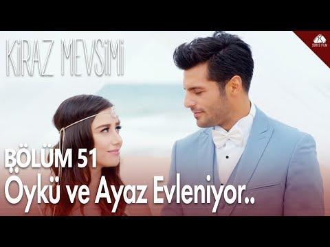 cherry season - oyku scappa durante il matrimonio con ayaz?