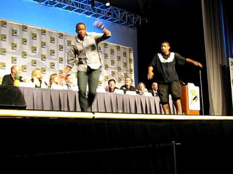 Comic-Con 2010: Psych (Tap-Dance-Off)