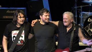 Legendární rocková skupina Katapult zahrála v Mohelnici