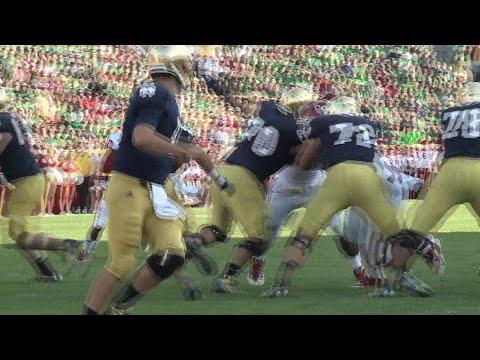 George Atkinson III touchdown run vs. Oklahoma