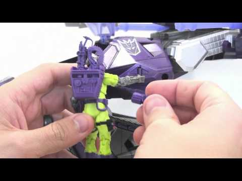 optibotimus - Video Review of the 2012 SDCC