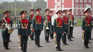 Tula Russia  city photos : Russia: Putin attends opening of Tula military academy