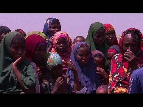 Σομαλία: Στα πρόθυρα λιμού – Έκκληση για διεθνή βοήθεια