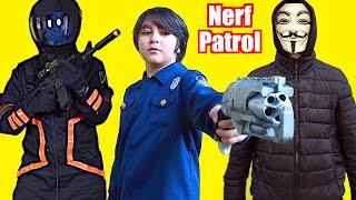 Video The Nerf Patrol, The Hacker and FORTNITE? MP3, 3GP, MP4, WEBM, AVI, FLV November 2018