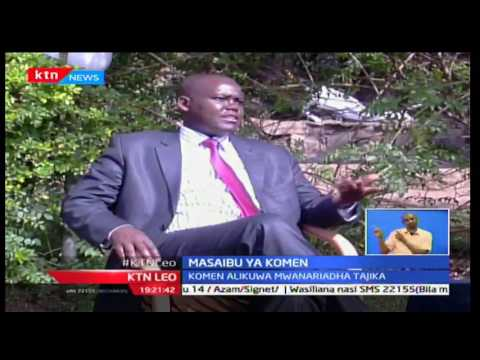 KTN Leo, Mwanariadha tajika Komen alaghaiwa na wawekezaji, 20/10/2016