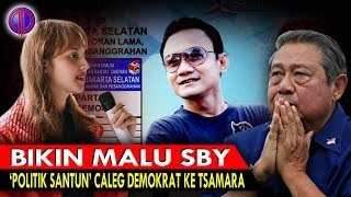 Video Bikin M4lu SBY! Politik Santun 'Gaya Prem4n' Caleg Demokrat Ke Tsamara MP3, 3GP, MP4, WEBM, AVI, FLV Januari 2019
