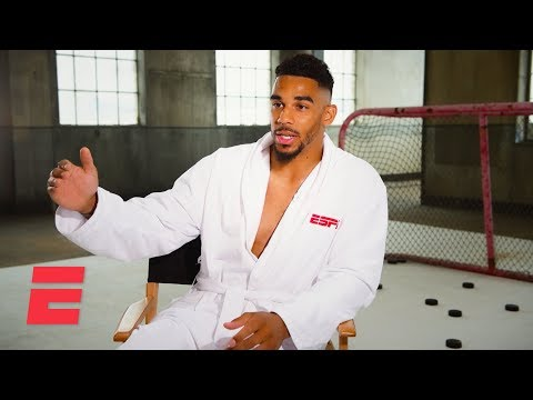 Video: Evander Kane in the Body Issue: Behind the scenes | Body Issue 2019