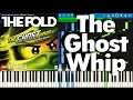 LEGO NINJAGO - The Ghost Whip By The Fold | Synthesia Piano Tutorial