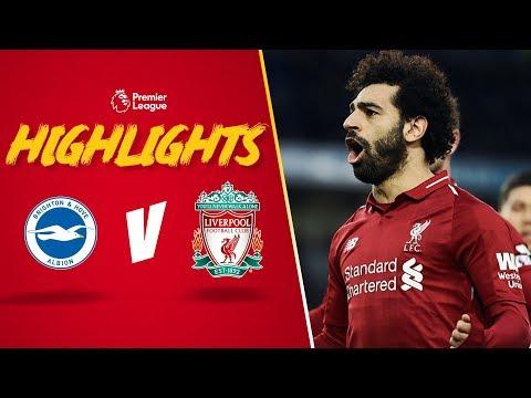 Video: Salah spot on against Brighton | Brighton 0-1 Liverpool | Highlights