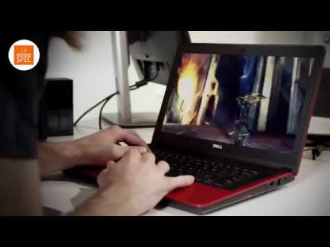 Mini-Review Dell Inspiron 7447 โน๊ตบุ๊คตัวเทพ Core i7 HQ, GTX850M และจอ IPS พกพาสะดวก