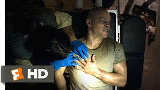 Nonton Elysium  2013    Exoskeleton Surgery Scene  2 10    Movieclips Film Subtitle Indonesia Streaming Movie Download