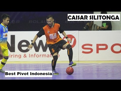 Best Skill Pivot Futsal Terbaik Indonesia (captain Caisar Silitonga)
