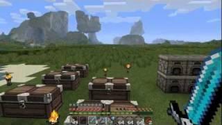 Minecraft LP #2 - The New Site