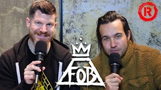 Video Fall Out Boy's Pete & Andy Talk Future Plans, Warped Tour & More MP3, 3GP, MP4, WEBM, AVI, FLV Juli 2018