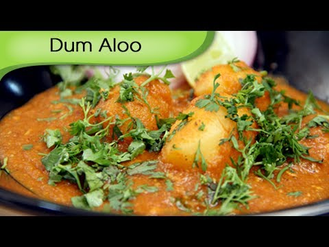 How To Make Dum Aloo – Indian Potato Curry Recipe by Ruchi Bharani