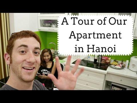 Our Hanoi Apartment Tour