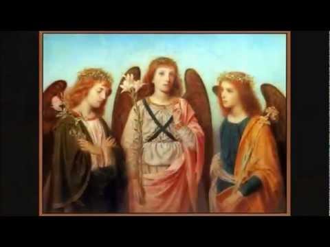 san michele, san gabriele, san raffaele... gli arcangeli!