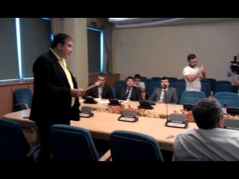 Саакашвили прошелся по главе Госавиаслужбы - Центр транспортных стратегий