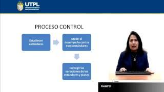 UTPL CONTROL [INFORMÁTICA][ORGANIZACIÓN Y ADMINISTRACIÓN EMPRESARIAL]