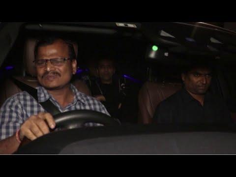 Karan Johar Spotted At Vikram Kapadia House