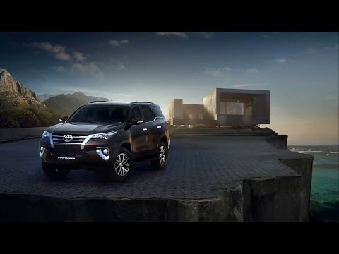 โฆษณาเปิดตัว All New Fortuner - New Legend of the Pride TVC Thailand