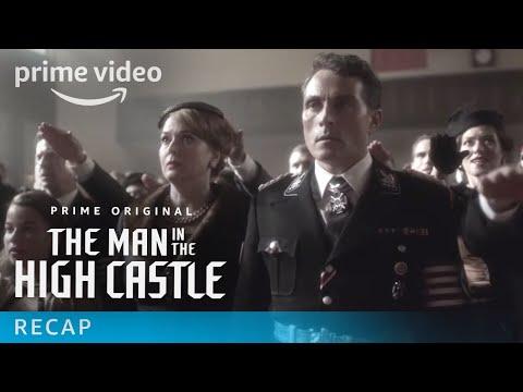 The Man in the High Castle Season 3 Official Recap | Prime Video