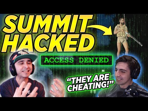 Summit gets HACKED in DayZ and LOSES Everything!! ft. Shroud