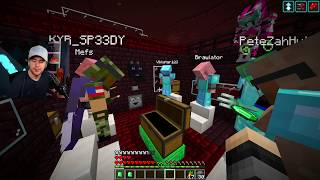 POKER NIGHT!! |H6M| Ep.58 How To Minecraft Season 6 (SMP)