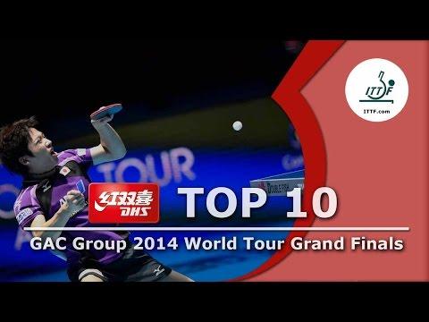 DHS Top 10 - 2014 ITTF World Tour Grand Finals