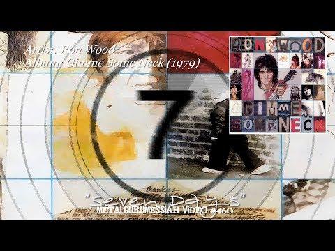 Seven Days - Ron Wood (1979) HD FLAC