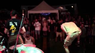 Mogliano Italy  city images : Oltrezona live @ Summer Nite Love Festival , Mogliano (Italy), Trivel Party (21/07/2014)
