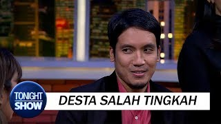 Video Main Truth or Dare Bareng Gisel Bikin Desta Salah Tingkah MP3, 3GP, MP4, WEBM, AVI, FLV Juni 2018