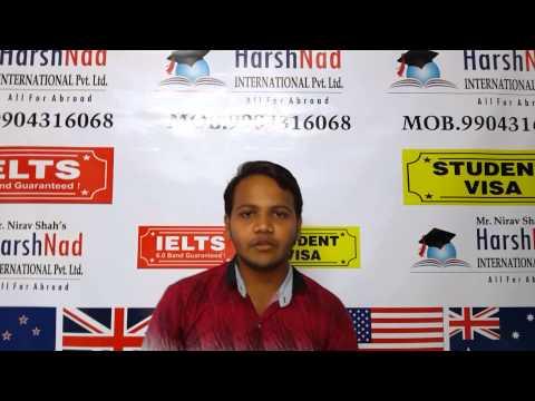 Canada Student Visa Harshnad International Bhargav Seneca College