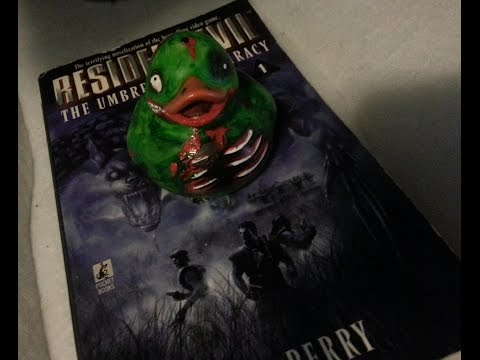conspiracy - For those who wanted it in one piece, here it is.. The Umbrella Conspiracy, written by S.D Perry. Based on the Resident Evil video game series. I own nothing...