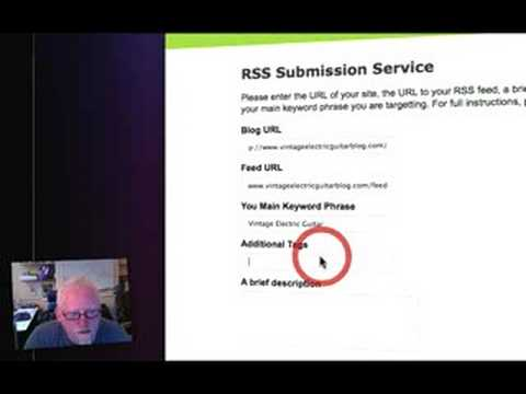 Submit Your RSS Feed To RSS Directories