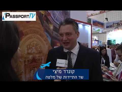 שר התיירות של מלטה מזמין את הישראלים