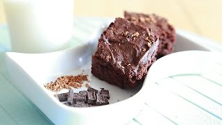 Brownies al microondas
