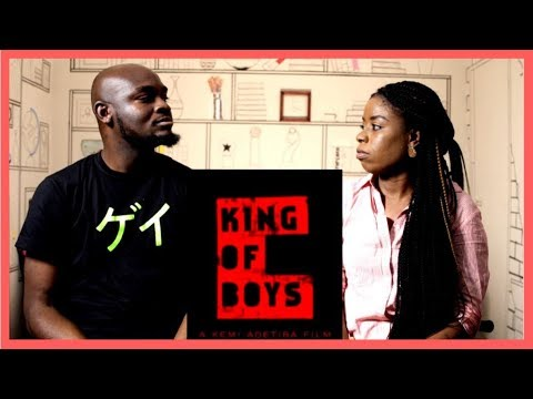 KING OF BOYS | KEMI ADETIBA | NIGERIAN MOVIE REVIEW
