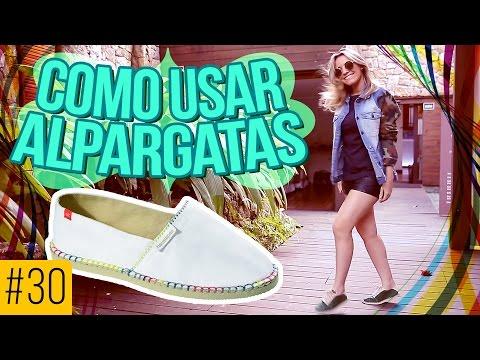 COMO USAR ALPARGATAS ♡ - #TACITODODIA