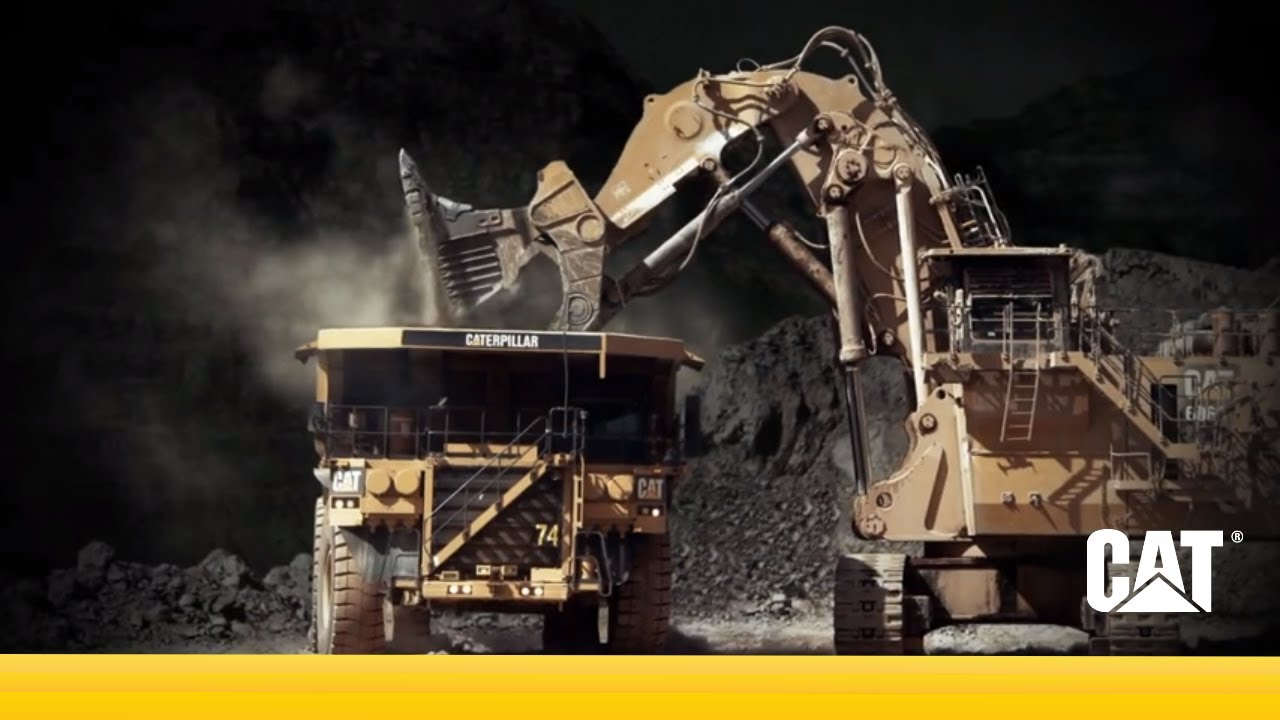 Caterpillar Global Mining — Your Partners Beyond the Iron