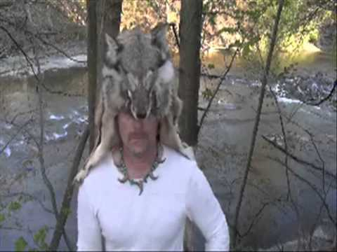 Mens coyote fur hats