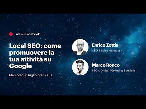 Local SEO: come promuovere la tua attività su Google | Meta Line Digital Agency