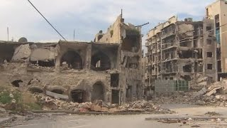 Reporting from the front lines of Syria