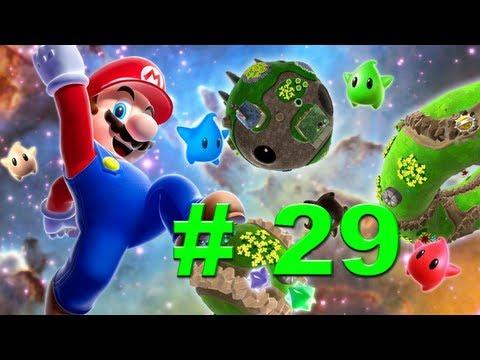 Let's Play Super Mario Galaxy 2 Part 29 Lustige und Böse Überraschungen