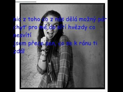 Tekst piosenki Ewa Farna - Půlměsíc po polsku