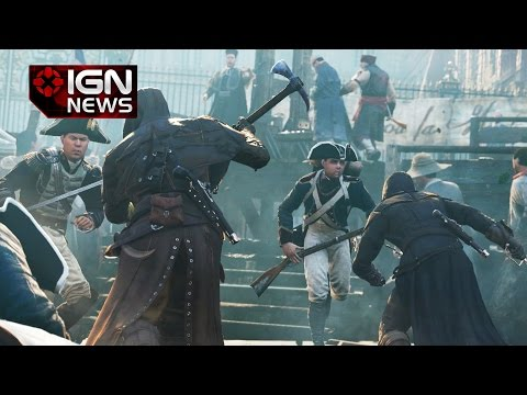 assassin - Subscribe to the IGN News Channel: https://www.youtube.com/user/ignnews?sub_confirmation=1 Ubisoft has delayed Assassin's Creed Unity by two weeks and confirmed the title will have a Day One patch.
